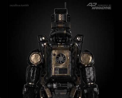 Elysium Robots Robot Concept Chappie Mech Lt
