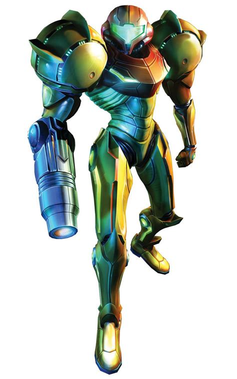 Metroid Prime 3 Corruption Varia Suit Story Reference