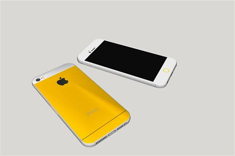 6c iphone iphone 6c render finalized by kiarash kia concept phones