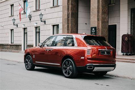 Rolls Royce by Rolls Royce Cullinan