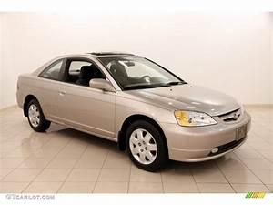 Honda Civic 2002 : 2002 titanium metallic honda civic ex coupe 104900941 car color galleries ~ Dallasstarsshop.com Idées de Décoration