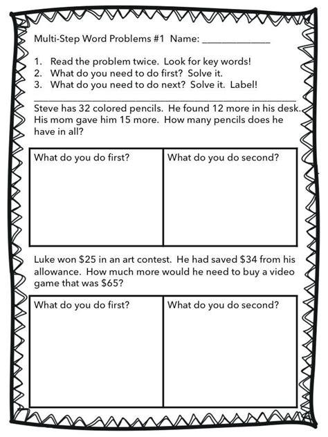 grade math word problems word problems word