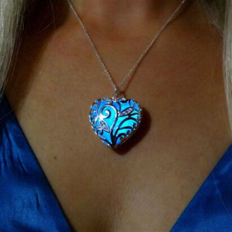 Magical Aqua Blue Love Heart Tree Of Life Glow In The Dark. Old Fashioned Ankle Bracelets. Bangle Size. Breastplate Necklace. Natural Emerald Earrings. Wrist Rings. Nepalese Necklace. Memory Pendant. Color Diamond Earrings
