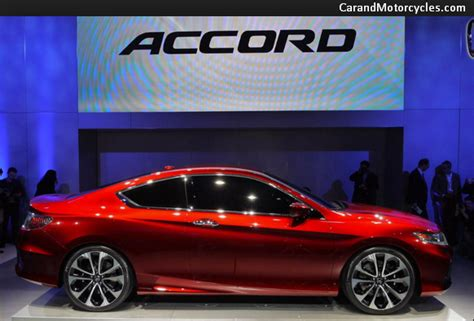 honda accord redesign