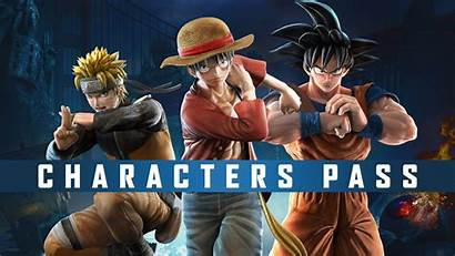 Jump Force Characters Dlc Pass Leaked Xbox