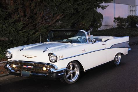 1957 chevy bel air convertible 1957 chevrolet bel air custom convertible 118037