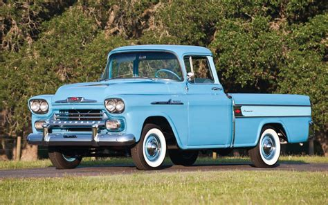 Classic Car And Truck Wallpapers by 37 Chevy Truck Wallpapers On Wallpapersafari