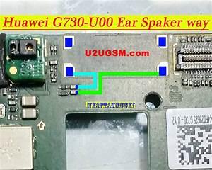 Huawei Ascend G730 Earpiece Solution Ear Speaker Problem