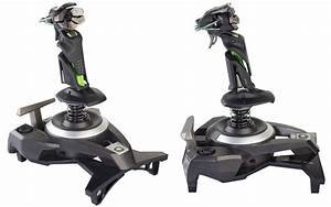 Mad Catz Cyborg FLY 9 Wireless Flight Stick For Xbox