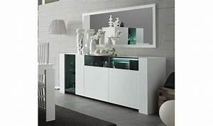 Sideboard Weiß Hochglanz Mit Holz : buffet kommode mit spiegel miammi weiss hochglanz mit led xp pfmiabu4a ~ Bigdaddyawards.com Haus und Dekorationen