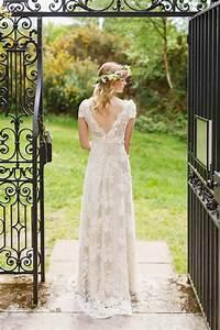 Tenue Mariage Boheme : mariage boh me chic pour une f te au printemps ou en t ~ Dallasstarsshop.com Idées de Décoration