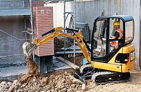 cat  mini excavator specs price review features