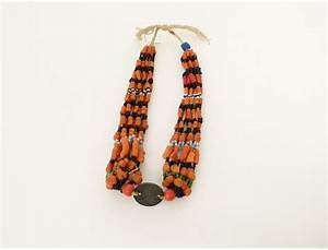 bijou berbere amazigh collier perles corail maroc ethnique With bijoux ethniques