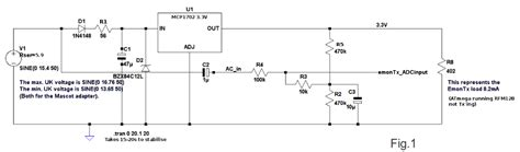 openenergymonitor emontx single ac power supply part