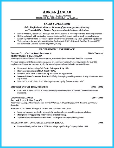 Uwo Resume Center by What Will You Do To Make The Best Call Center Resume So