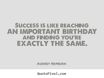 quote  success success   reaching