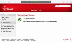 Manually checki... Java Download