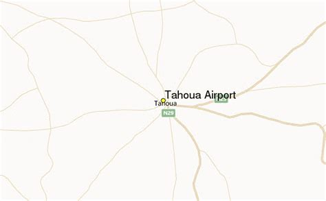 Tahoua Airport (IATA: THZ, ICAO: DRRT) is an airport ...