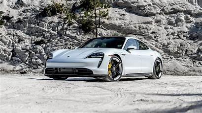 4k Taycan Turbo Porsche Wallpapers 2160 1280