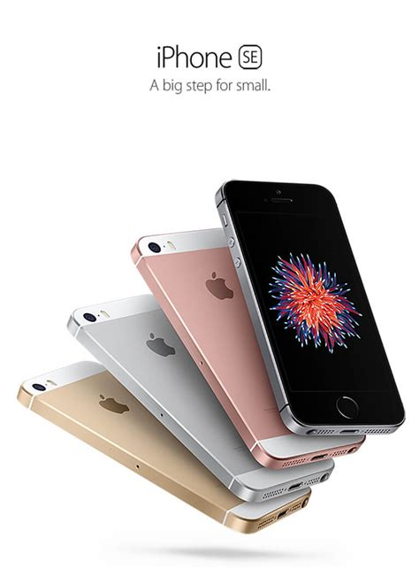 iPhone SE deals on Pay as you go from Vodafone