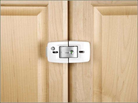 kitchen cabinet door locks kitchen cabinet locks images 5287