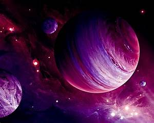 Space...the Pink frontier - Pink (Color) Wallpaper ...