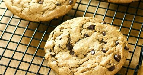 almond butter chocolate chip cookies recipe video
