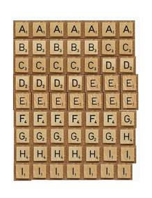 what a beautiful mess faux scrabble letters tutorial