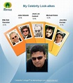 Facebook Doppelganger Week - Find Your Celebrity Look-Alike