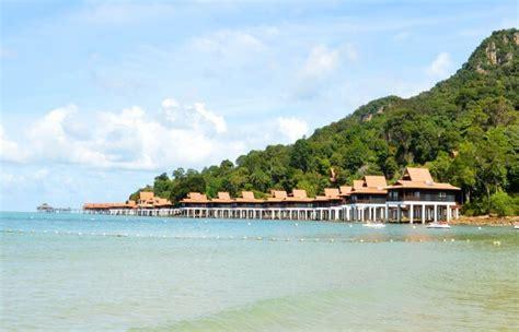 Beachside Bungalows At The Berjaya Langkawi, Malaysia