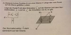 Betrag Vektor Berechnen : gegeben sind die orts vektoren a 3 2 1 b 0 3 1 suche abstands des punktes p 3 1 3 von ~ Themetempest.com Abrechnung