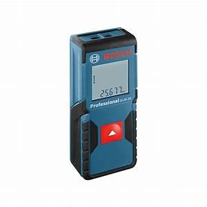 Télémètre Laser Prix : t l m tre laser bosch glm 30 pro ~ Edinachiropracticcenter.com Idées de Décoration