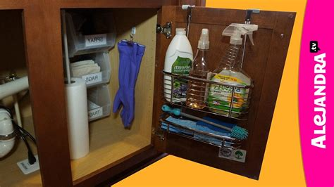 small corner cabinet how to organize the kitchen sink cabinet