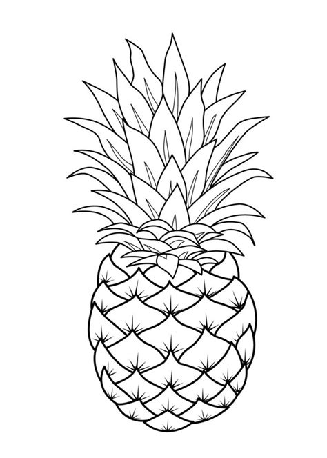 Fruit Printable Coloring Pages Printable Coloring Page Free Printable Fruit Coloring Pages For