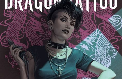 The Girl With The Dragon Tattoo Millenium #1 Review