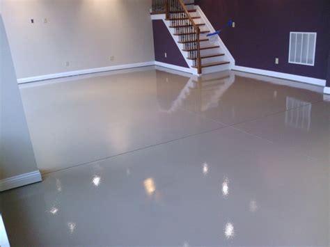basement floor  modern basement cincinnati