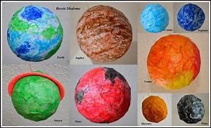 Papier Mache Planets (page 2) - Pics about space