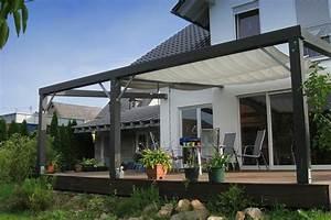 Pergola Holz Modern : terrassen berdachungen n tzliche planungshilfen ~ Michelbontemps.com Haus und Dekorationen