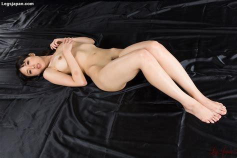 Natsuki Yokoyama, 横山夏希, Japan Leg Fetish - foot rub job