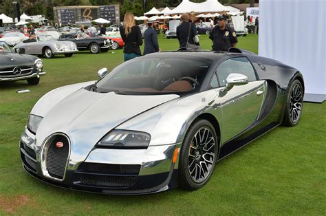 2014 Bugatti Veyron Grand Sport Vitesse Ettore Bugatti