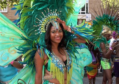 Notting Hill Carnival Route