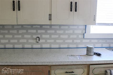 cheap kitchen tile backsplash diy cheap subway tile backsplash hometalk