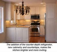 Add A Pantry To A Small Kitchen Image The Wall Was Removed Between The Kitchen And Family Room To Create An