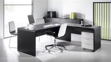bureau ikea noir et blanc conceptions de maison