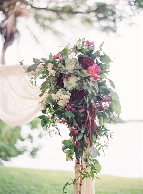 plum wedding flowers ideas  pinterest plum