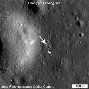 Cool Photos: While China's Jade Rabbit Sleeps, NASA ...