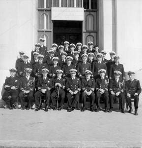 Old Jack S Boat Christmas Special by Rear Admiral Morgan And His Staff December 1944 Taranto
