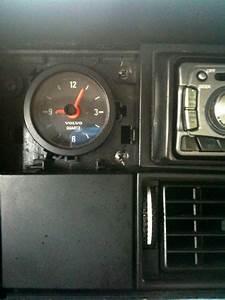 Clock Gauge - Volvo Forums