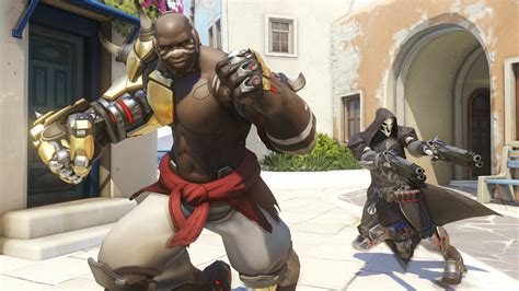 blizzard  officially revealed doomfist   newest