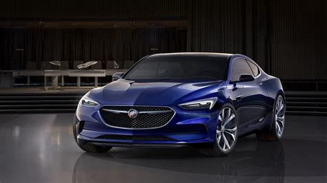 Buick Sports Car by 2020 Buick Avista Concept Price Msrp And Release Date